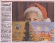 Newspaper article A Christmas Tail
